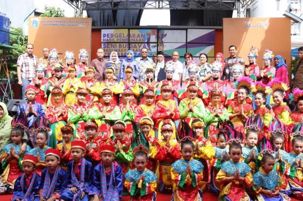 Jakarta Pusat Pemerintah Kota Administrasi